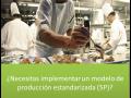 Producción estandarizada 5P